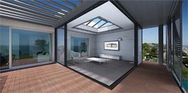 menuiserie extension maison  à Saint-Malo